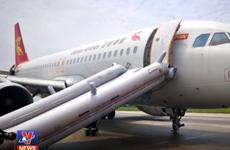 [Video] Các số sự cố máy bay hạ cánh bất thường trên thế giới năm 2018