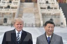 Tổng thống Mỹ Trump sẽ dẫn đầu đàm phán thương mại với Trung Quốc