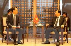 Việt Nam là trọng tâm trong Chính sách hướng Nam của Hàn Quốc