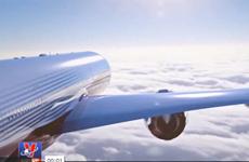 [Video] Ra mắt máy bay thương mại có thể bay hơn nửa vòng Trái Đất