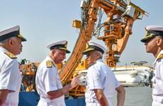 Ấn Độ lần đầu triển khai thiết bị cứu hộ tàu ngầm tại biển sâu