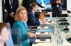 Châu Âu tái khẳng định cam kết đối với thỏa thuận hạt nhân Iran