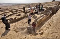 Ai Cập phát hiện ngôi mộ cổ gần 5.000 năm tuổi còn nguyên vẹn