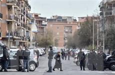 Cảnh sát Italy chặn đứng âm mưu đánh bom nhiều nhà thờ
