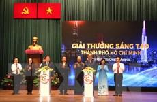 Phát động Giải thưởng Sáng tạo Thành phố Hồ Chí Minh năm 2019