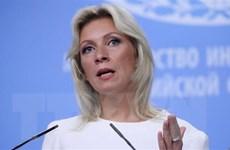 Nga tuyên bố sẽ không gia tăng sự hiện diện quân sự ở Biển Azov