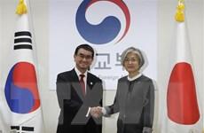 Nhật Bản hy vọng cải thiện quan hệ song phương với Hàn Quốc