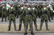 Chính phủ Nhật Bản phê chuẩn ngân sách quốc phòng kỷ lục