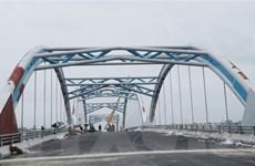 Thái Nguyên chính thức đưa vào sử dụng cầu Bến Tượng 400 tỷ đồng