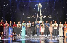 30 tác phẩm đạt giải Vàng tại Liên hoan Truyền hình toàn quốc 38