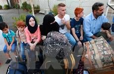 Thổ Nhĩ Kỳ: Gần 300.000 người tị nạn Syria đã trở về nước