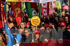 Hàng nghìn người biểu tình phản đối giá cả leo thang tại Thổ Nhĩ Kỳ