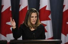 Canada tìm kiếm sự ủng hộ trong vụ 2 công dân bị Trung Quốc bắt giữ