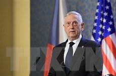[Video] Bộ trưởng James Mattis ký sắc lệnh rút lính Mỹ khỏi Syria