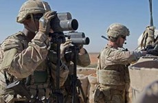 Liên quân Mỹ tuyên bố tiến hành không kích tiêu diệt IS tại Syria