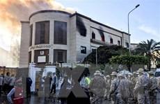 Libya kêu gọi người dân cảnh giác sau khi Bộ Ngoại giao bị tấn công