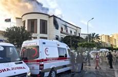 IS thừa nhận thực hiện vụ tấn công Bộ Ngoại giao Libya