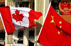 """Quan hệ Canada-Trung Quốc tiếp tục chứng kiến """"phép thử"""" mới"""