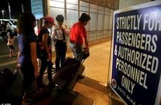 Mỹ cảnh báo công dân khi tới sân bay Ninoy Aquino của Philippines