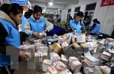 'Trung Quốc phải ưu tiên thúc đẩy tăng trưởng kinh tế trong năm 2019'