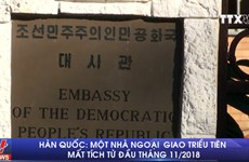 [Video] Một nhà ngoại giao Triều Tiên cùng vợ mất tích tại Italy