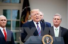 Tổng thống Mỹ Trump phớt lờ những yêu cầu của Israel về Syria