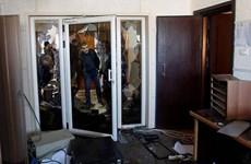 Hamas bắt 5 nghi phạm tấn công văn phòng Đài truyền hình Palestine