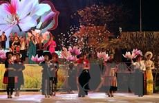 Lễ hội hoa ban Điện Biên 2019 gợi nhớ những ký ức hào hùng