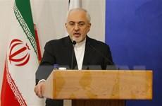 Ngoại trưởng Iran chỉ trích các lệnh trừng phạt của Liên minh châu Âu
