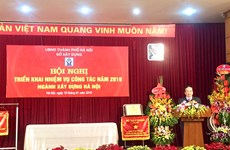 Hà Nội đẩy mạnh quản lý hạ tầng đô thị theo hướng công nghiệp 4.0