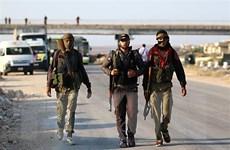 Lực lượng nổi dậy Syria rút khỏi các khu vực đóng quân ở Idlib