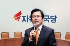 Cựu Thủ tướng Hàn Quốc Hwang Kyo-ahn sắp gia nhập đảng đối lập