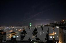 Lực lượng phòng không Syria bắn hạ nhiều tên lửa của Israel