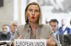 EU sẽ không cho phép Mỹ cản trở quan hệ thương mại với Iran