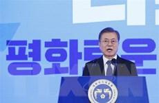 Hàn Quốc: Tỷ lệ ủng hộ Tổng thống Moon Jae-in tăng 2 tuần liên tiếp