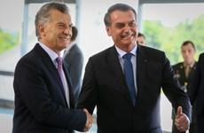 Brazil-Argentina nhất trí hợp tác hiện đại hóa khối Mercosur