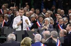 13 triệu cử tri Pháp tuyên bố sẽ tham gia đối thoại quốc gia