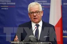 Nga và EU quyết định không tham gia hội nghị toàn cầu về Trung Đông