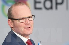 EU-Ireland rạn nứt quan hệ xung quanh vấn đề đường biên giới cứng