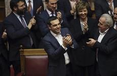 Quốc hội Hy Lạp thông qua Hiệp ước về tên gọi của Macedonia