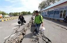 Động đất mạnh 6,2 độ rung chuyển miền Đông Indonesia