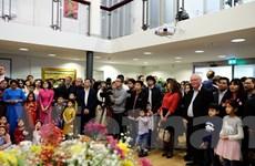 Cộng đồng người Việt ở Hà Lan náo nức gặp mặt mừng Xuân Kỷ Hợi