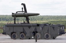 Liên minh châu Âu mắc kẹt giữa 'hai làn hỏa lực' Mỹ-Nga