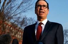 Mỹ khẳng định đàm phán thương mại với Trung Quốc diễn ra tốt đẹp