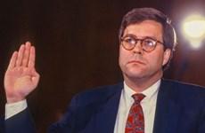 Ông William Barr chính thức làm tân Bộ trưởng Tư pháp của Mỹ