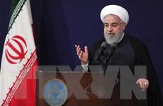 Iran bày tỏ sẵn sàng cải thiện quan hệ với các nước vùng Vịnh