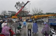 Vụ đâm xe liên hoàn tại Thanh Hóa: Người tử vong là lái xe container