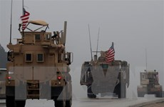 Mỹ sẽ để lại 200 binh sỹ gìn giữ hòa bình tại Syria sau khi rút quân