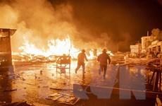 Hôi đồng Bảo an Liên hợp quốc kêu gọi biểu tình hòa bình tại Haiti