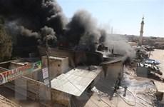 Iran tuyên bố đã đạt được gần hết các mục tiêu ở Syria